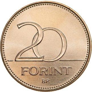 Hongarije 20 Florint 2020 UNC