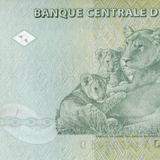Rep du Congo 20 Frank 2003 UNC