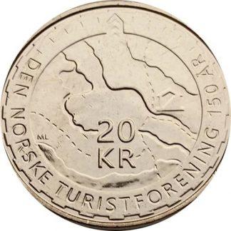20 Kronen 2018 UNC