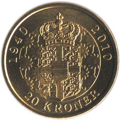 20 Kronen 2010