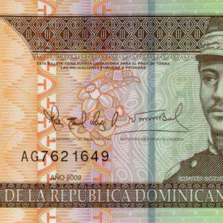 Dominicaanse Rep 20 Pesos 2009 UNC