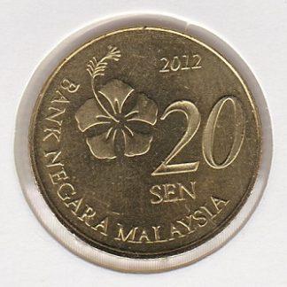 20 Sen 2012 UNC