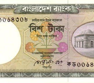 Banglades 20 Take UNC