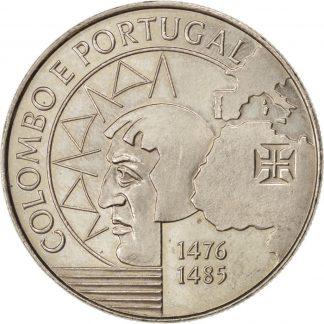 Portugal 200 Escudos 1991 UNC