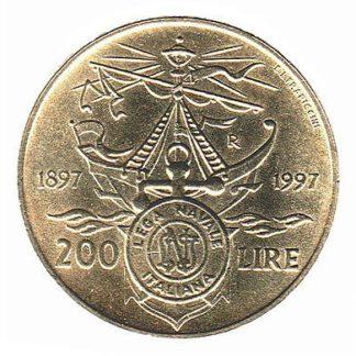 Italie 200 Lira  UNC