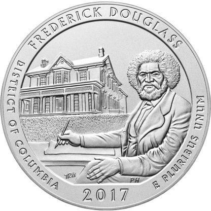 Amerika 1/4 dollar 2017 P UNC