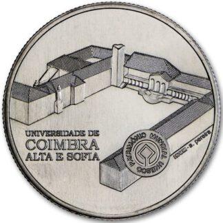 Portugal 2 1/2 Euro 2014 UNC