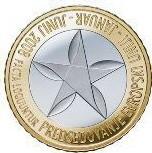 3 Euro  2008