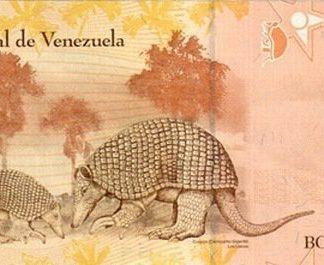5 Bolivares 2007 UNC