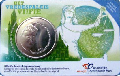 Nederland 5 euro 2013 UNC