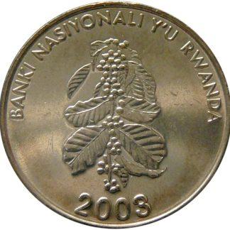 5 Frank 2003 UNC