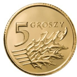 5 Groszy 2017