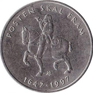 5 Kronen 1997 UNC