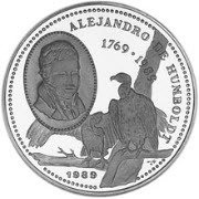 25 Centavos 1989 UNC