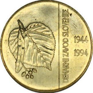 Slovenie 5 Tolarjev 1994 UNC