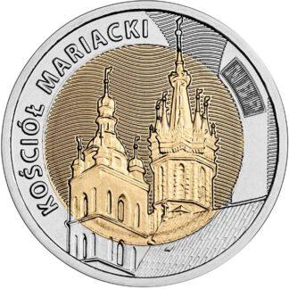 Polen 5 zloty 2020 UNC