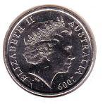 Australie 5 Cent 2009 UNC