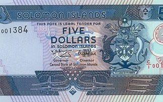 5 Dollar 1997 {nd}