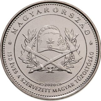 Hongarije 50 Forint 2020 UNC