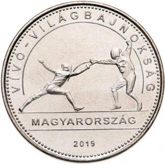 Hongarije 50 Forint 2019 UNC
