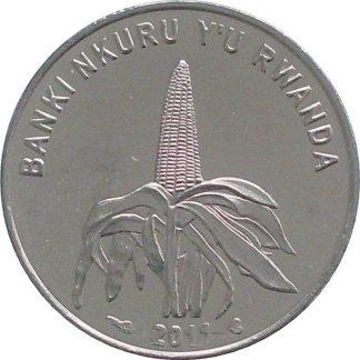50 Frank 2011 UNC