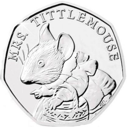 50 Pence 2018 UNC
