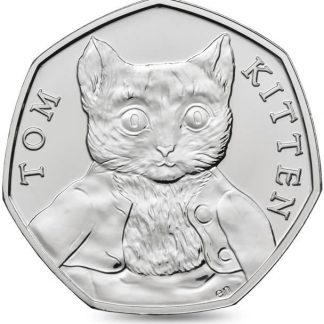 50 Pence 2017 UNC
