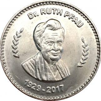 50 Rupees 2017 UNC