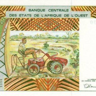 500 Frank 1997 UNC