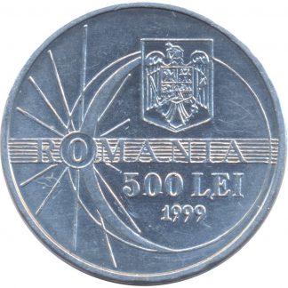 Roemenie 5 Lei 1999 UNC