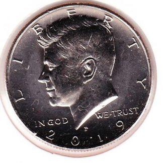 Amerika 1/2 Dollar 2019 P UNC
