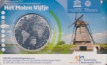 Nederland 5 euro 2014 UNC