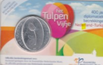 Nederland 5 euro 2012 UNC