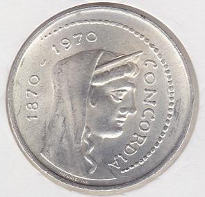 1000 Lira 1970
