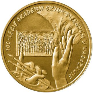 Polen 2 Zlote 2004 UNC
