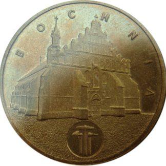 Polen 2 Zlote 2006 UNC