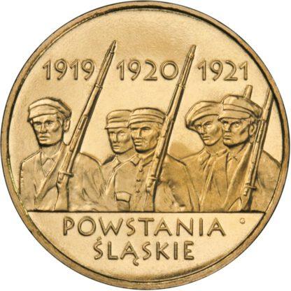Polen 2 Zlote 2011 UNC