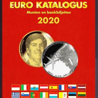 Euro catalogus 2020 Leuchtturm