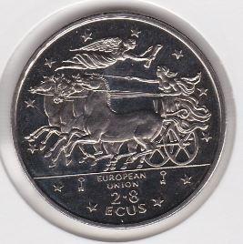 2.8 ECU 1994 UNC