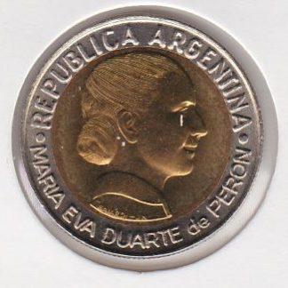 1 Peso 1997 UNC