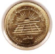 50 Piastres 2019 UNC
