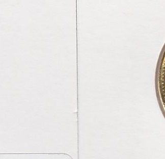 Set van 2 munten 2018 UNC