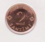 Letland 2 Santimi 2000 UNC