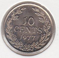10 Cents 1977 UNC