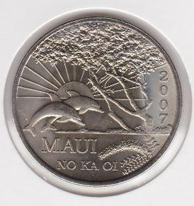 Trade Dollar 2007 UNC