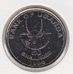 50 Shilling 1998 UNC