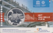 Nederland 5 euro 2015 UNC