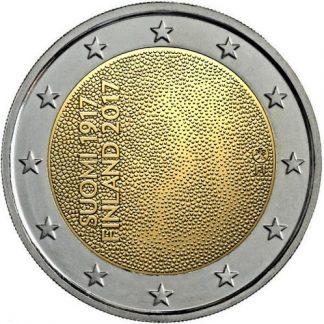 Finland 2 Euro Speciaal 2017 UNC