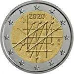Finland 2 Euro Speciaal 2020 UNC