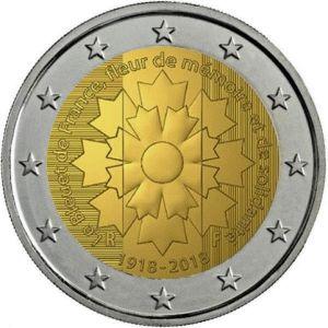 Frankrijk 2 Euro Speciaal 2018 UNC